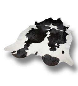 Peau de Vache Noir & Blanc