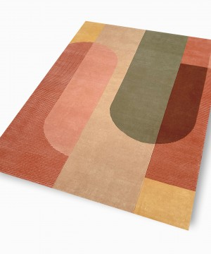 TAPIS OMBRES