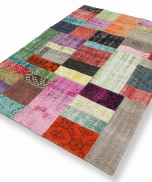 Tapis Patchwork MULTI