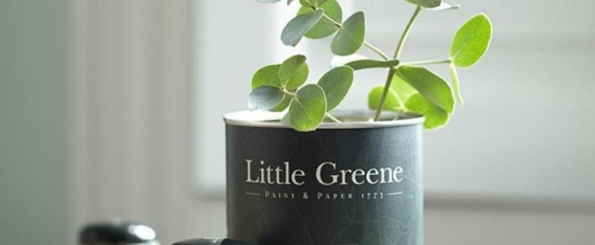 Little Greene chez Chaix Décoration